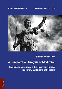 Cover A Comparative Analysis of Mediation