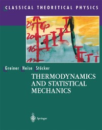 Cover Thermodynamics and Statistical Mechanics