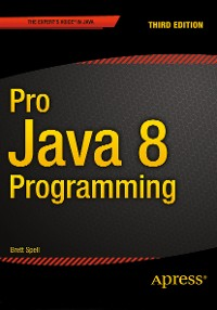 Cover Pro Java 8 Programming