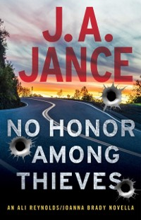 Cover No Honor Among Thieves