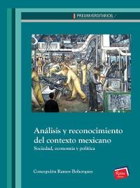 Cover Análisis y reconocimiento del contexto mexicano