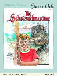 Cover Die Schatzsuchmaschine