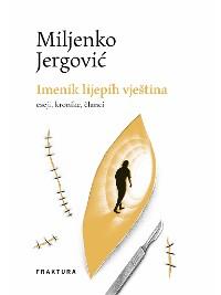Cover Imenik lijepih vještina - eseji, kronike, članci