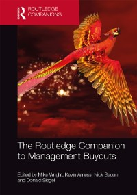 Cover Routledge Companion to Management Buyouts