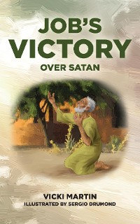 Cover Job's Victory Over Satan