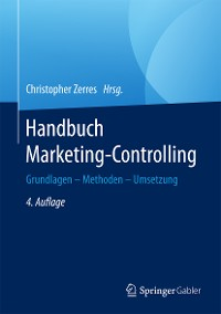 Cover Handbuch Marketing-Controlling