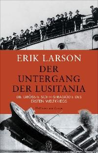 Cover Der Untergang der Lusitania