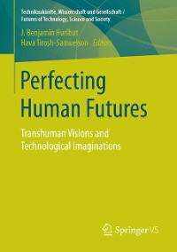 Cover Perfecting Human Futures