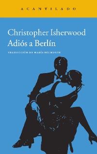 Cover Adiós a Berlín