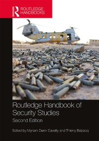 Cover Routledge Handbook of Security Studies