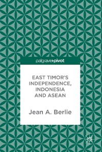 Cover East Timor's Independence, Indonesia and ASEAN