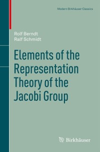 Cover Elements of the Representation Theory of the Jacobi Group
