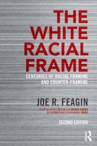 Cover White Racial Frame