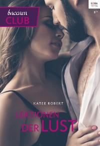Cover Lektionen der Lust
