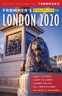 Cover Frommer's EasyGuide to London 2020