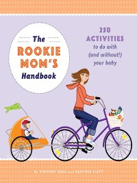 Cover The Rookie Mom's Handbook