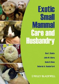 Cover Exotic Small Mammal Care and Husbandry