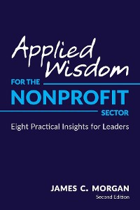 Cover Applied Wisdom for the Nonprofit Sector