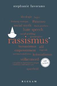Cover Rassismus. 100 Seiten