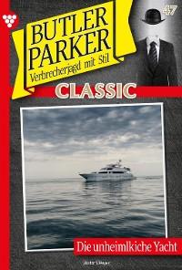 Cover Butler Parker Classic 47 – Kriminalroman