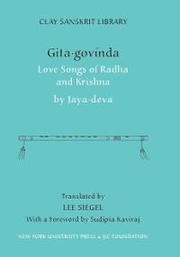 Cover Gita Govinda