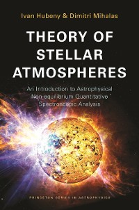 Cover Theory of Stellar Atmospheres