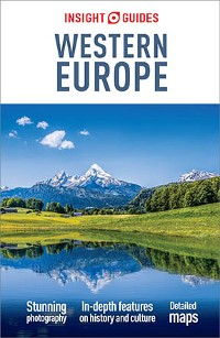 Cover Insight Guides Western Europe (Travel Guide eBook)
