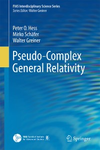 Cover Pseudo-Complex General Relativity