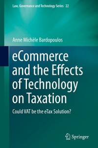 Cover eCommerce and the Effects of Technology on Taxation