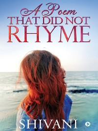 Cover A Poem That Did Not Rhyme