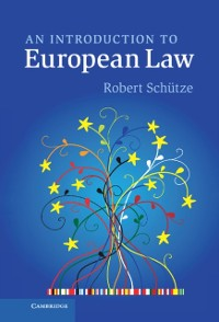 Cover Introduction to European Law