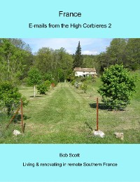 Cover France - E-mails from the High Corbieres 2