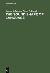 Cover The Sound Shape of Language