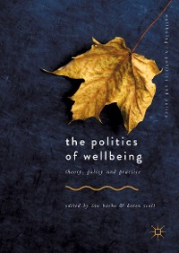 Cover The Politics of Wellbeing