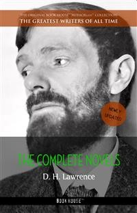 Cover D. H. Lawrence: The Complete Novels