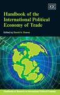 Cover Handbook of the International Political Economy of Trade