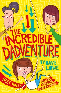 Cover The Incredible Dadventure