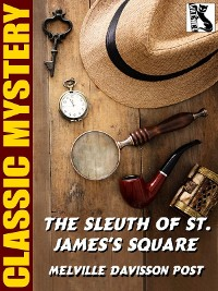 Cover The Sleuth of St. James's Square