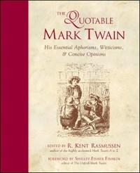 Cover Quotable Mark Twain
