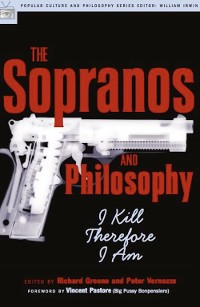 Cover The Sopranos and Philosophy