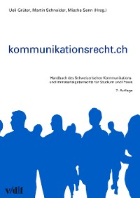 Cover Kommunikationsrecht.ch