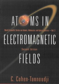 Cover Atoms In Electromagnetic Fields (2nd Edition)