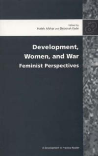 Cover Development, Women and War