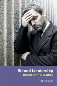 Cover School Leadership - Heads on the Block?