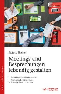 Cover Meetings und Besprechungen lebendig gestalten