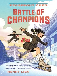 Cover Peasprout Chen--Battle of Champions