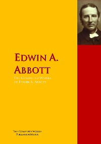 Cover The Collected Works of Edwin A. Abbott