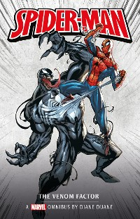 Cover Marvel classic novels - Spider-Man: The Venom Factor Omnibus