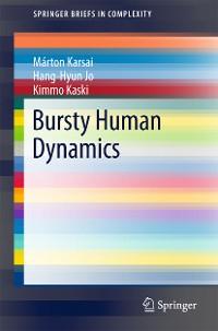 Cover Bursty Human Dynamics
