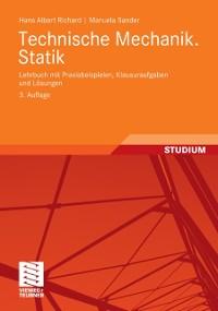 Cover Technische Mechanik. Statik